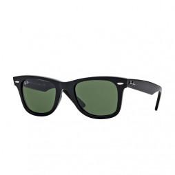 Solbriller Wayfarer Original Black (0RB2140 901 50)