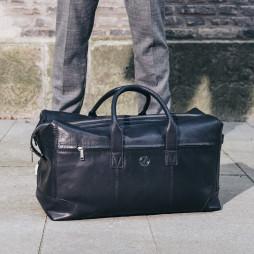 Metz weekendbag black