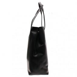 Paris tote bag black