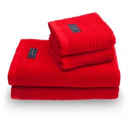 Håndklæder Fisher Island rød