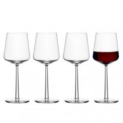 Essence rødvinsglas 4-pak