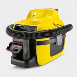 Våd-/tørstøvsuger WD 1 Compact Batterisæt