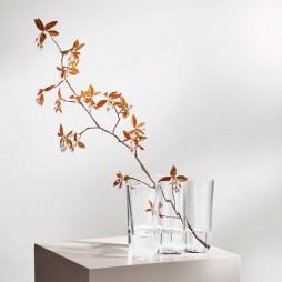 Alvar Aalto Vase 160 mm klar