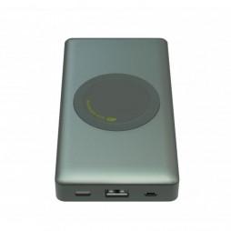 GP PowerBank med trådløs opladning 10 000 mAh