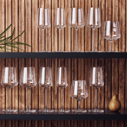 Essence hvidvinsglas 4-pak