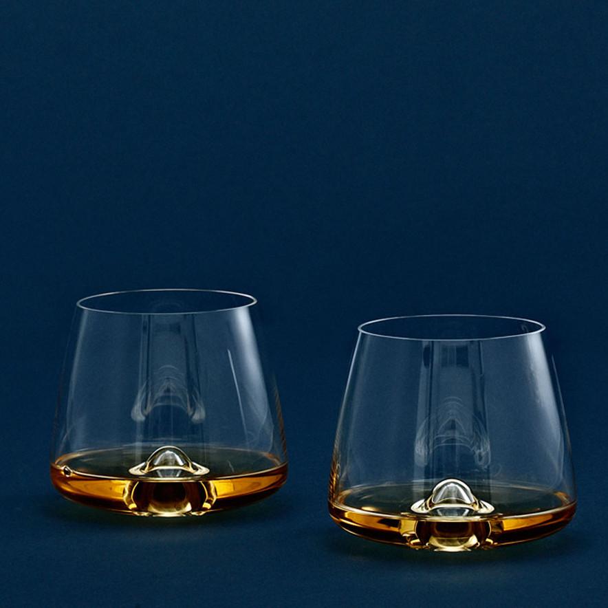 Whiskey glas 2 st.
