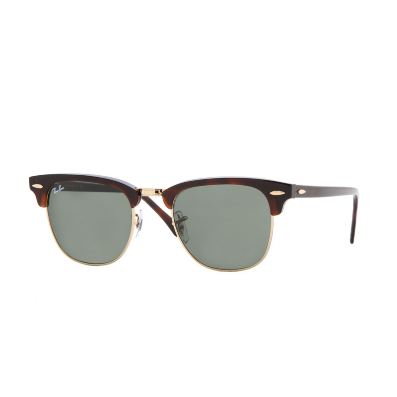 Solbriller Clubmaster Classic Tortoise