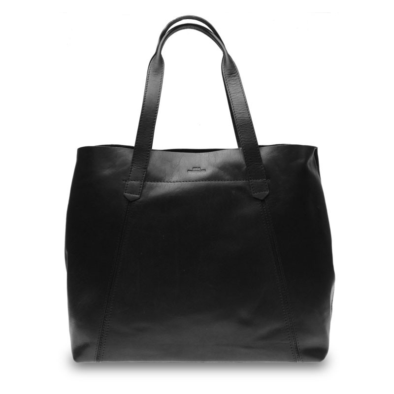 Paris tote bag black