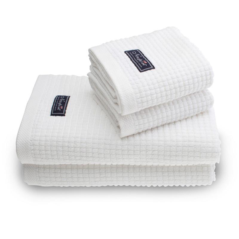 Håndklæder Fisher Island hvid