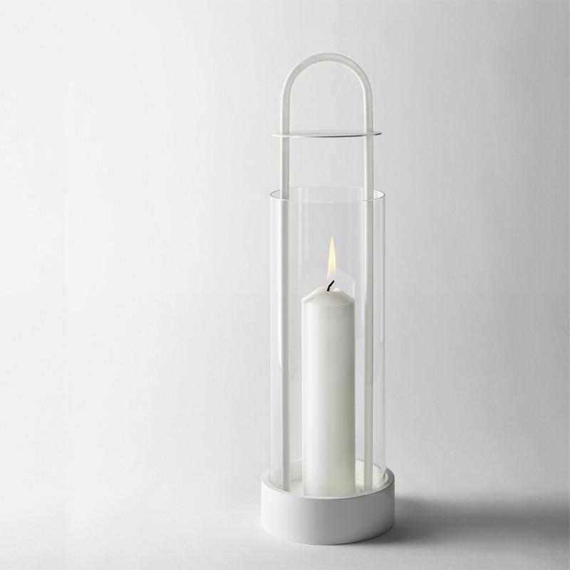Lotus Lantern White