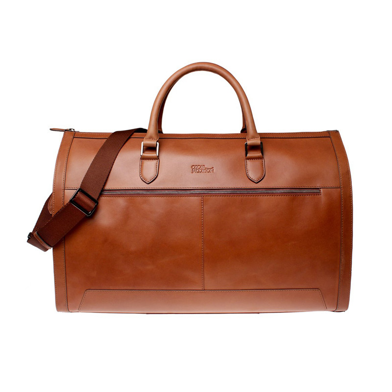 Weekend suit bag Midbrown