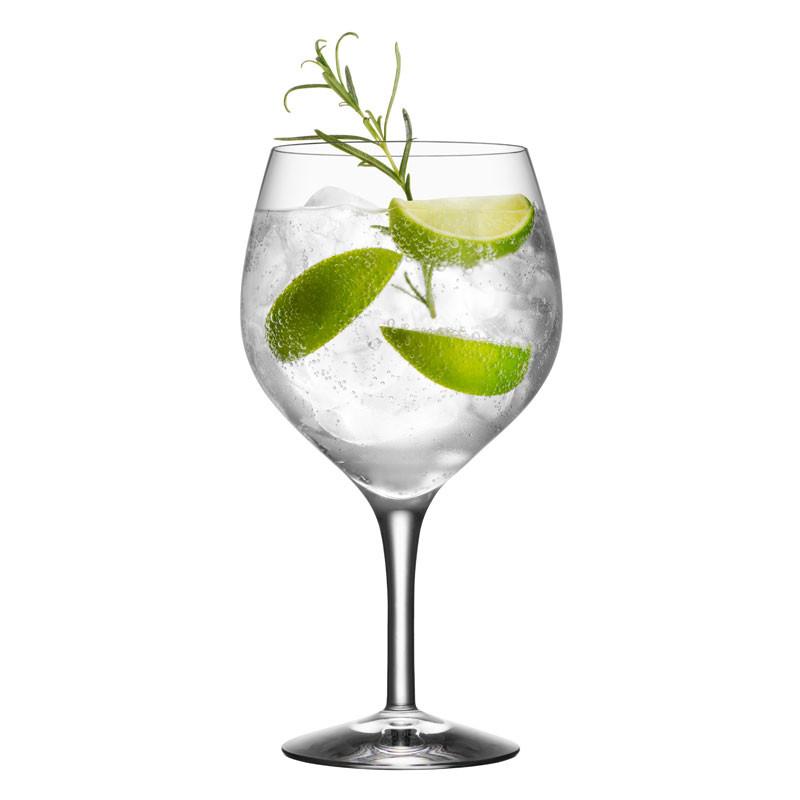 Gin & Tonic glas 4-pak