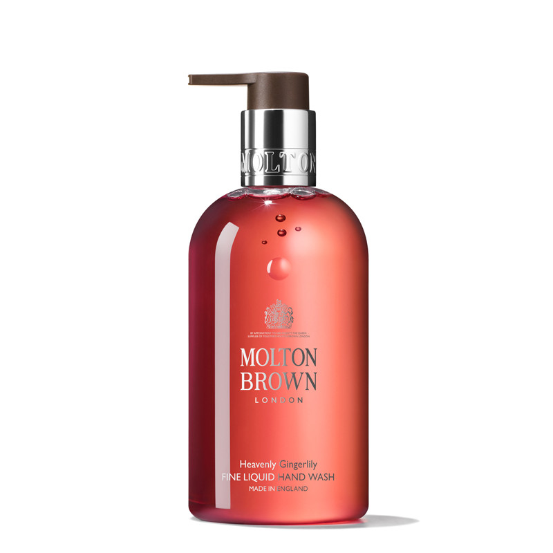 Hand Wash, Heavenly Gingerlily Fine Liquid