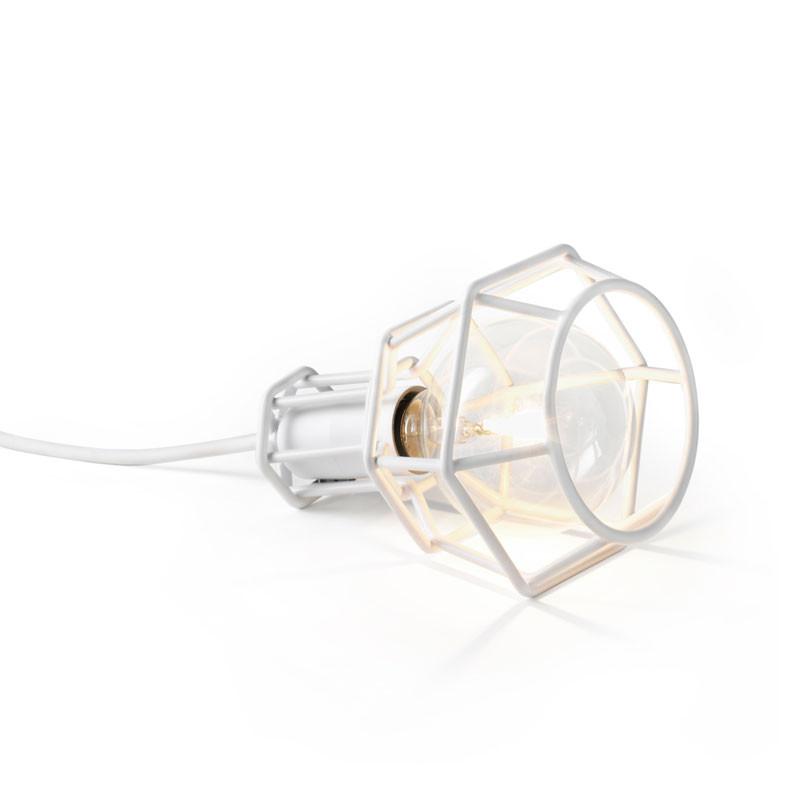 Work Lamp hvid
