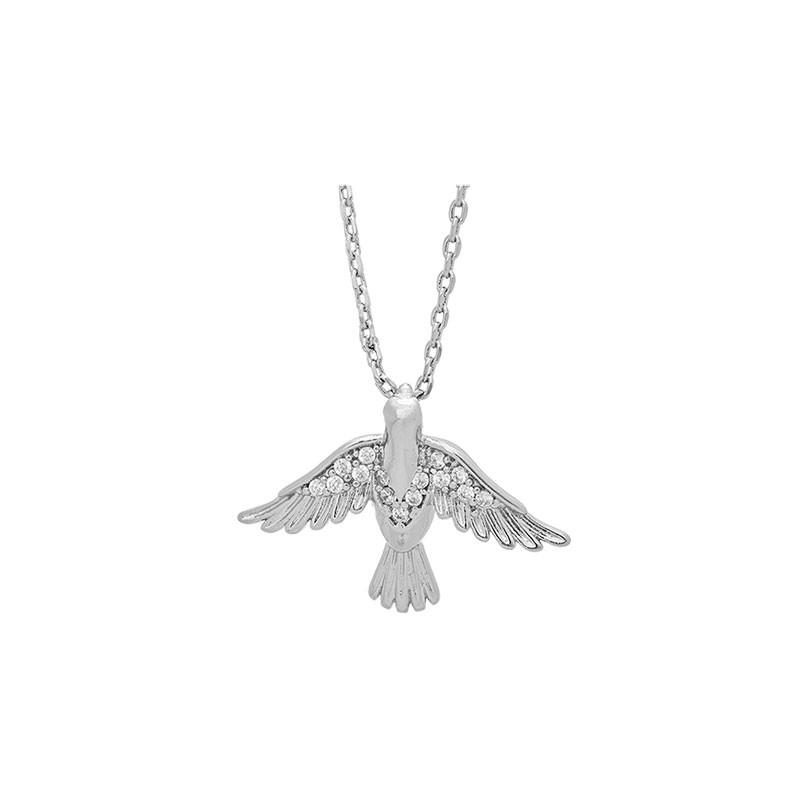 Eden Silver Necklace