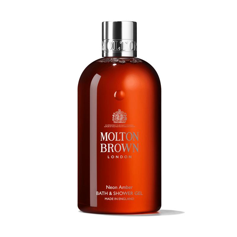 Bath & Shower Gel, Neon Amber, 300ml