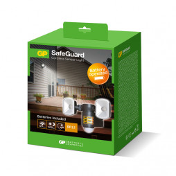 Safeguard RF 2.1 pihavalo/liiketunnistin