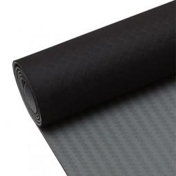 Joogamatto, 4 mm, musta