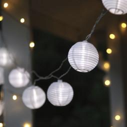 Ljusslinga Festival 10 LED, 450 cm