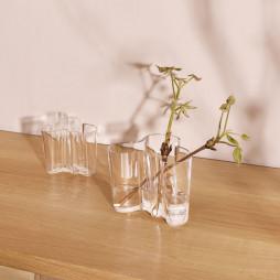 Alvar Aalto -kokoelma maljakko setti 160+95 mm