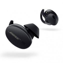Sport Earbuds Triple Black