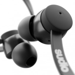 ELVA kuulokkeet, musta