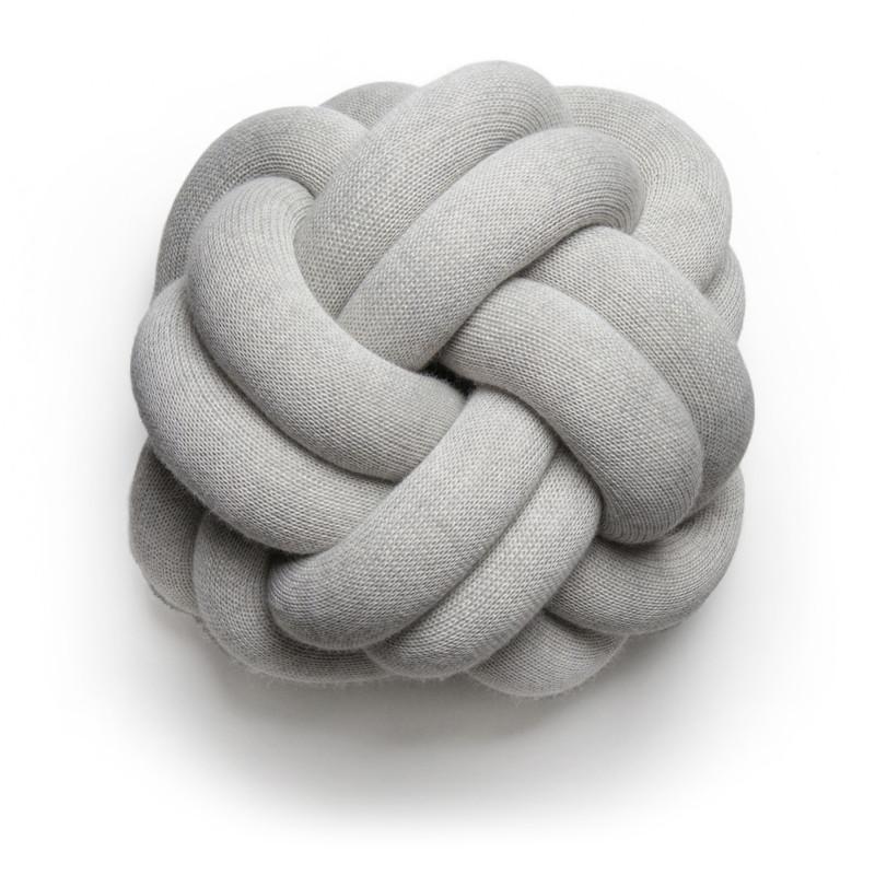 Knot Tyyny, Valkoinen/Harmaa