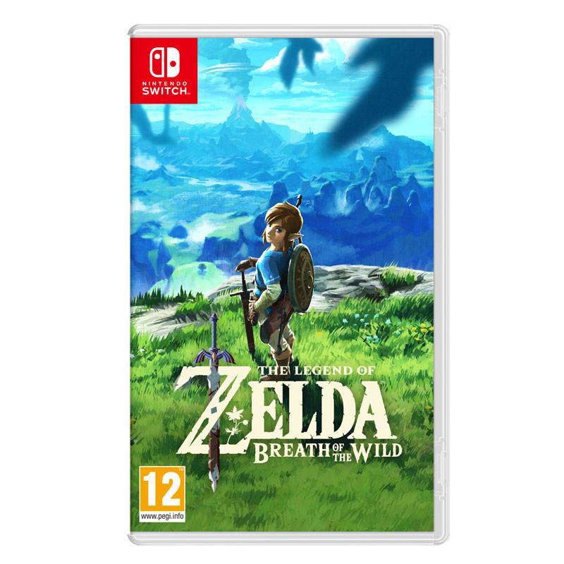 The Legend of Zelda: Breath of the Wild peli