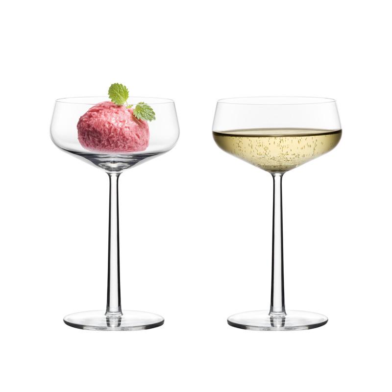 Essence cocktail/jälkiruokakulho, 2 kpl
