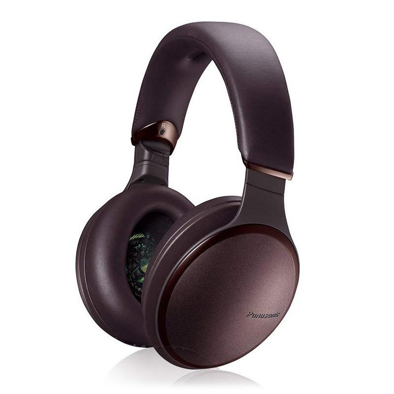 RP-HD605NE kuulokkeet, ruskeat