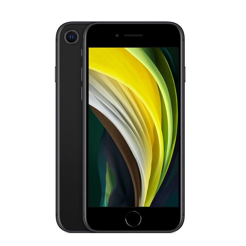 iPhone SE 64Gt Unlocked Musta