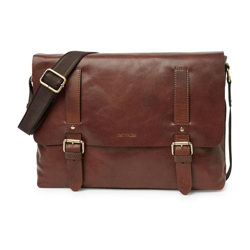 Messenger bag Ryan, Brown