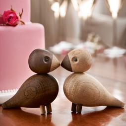 Lovebirds 2 pcs