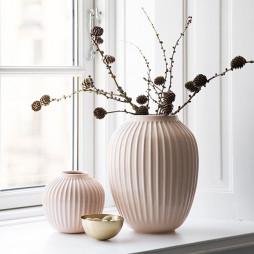 Hammershøi Vase 20 cm Rose