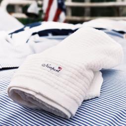 Towels Fisher Island White