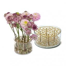 Äng vase brass