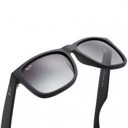 Sunglasses Justin Rubber Black