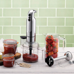 Hand Blender with Accessories
