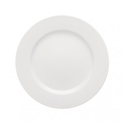 Swedish Grace Plate 21 cm Snow 6-pack