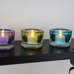 LED Chargeme Tealight 6-pack