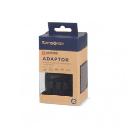 Worldwide Adaptor Black