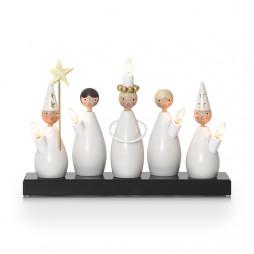 Candlestick Lucia Choir