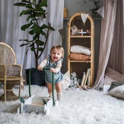 Baby Walker Senses