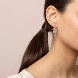 Petite Kate Earrings Indian Summer
