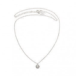 Petite Miss Sofia Necklace Crystal