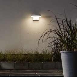 Solar Wall Lantern Vidi