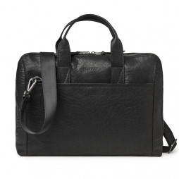 Gustav Computer Bag Black