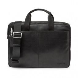 James Computer Bag Black