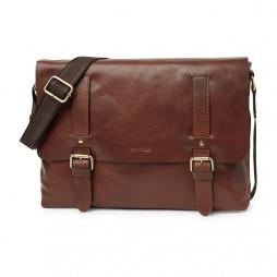 Ryan Messenger Bag Brown