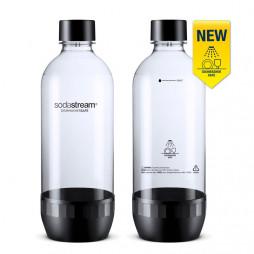 Twin Pack Dishwasher safe bottles